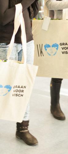 GRAAN VOOR VISCH LITTERFREE